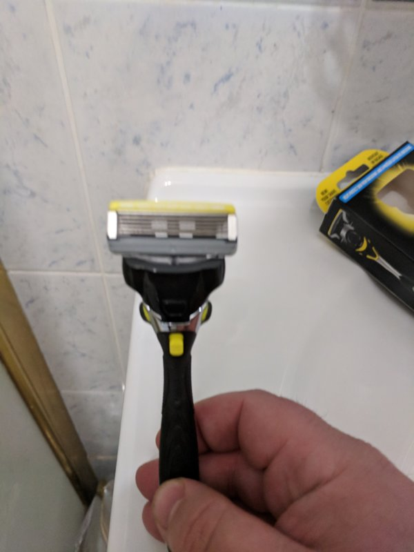 Wilkinson Sword S Hydro 5 Sense Against The Grain Wet